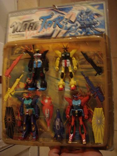 warrtor muñeco toy muñecos robots original en blister abiert