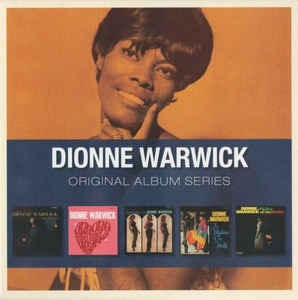 warwick dionne original album series importado cd x 5 nuevo