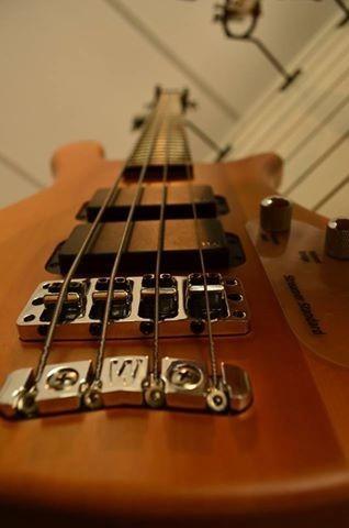 warwick rockbass streamer std 4 cuerdas - envíos