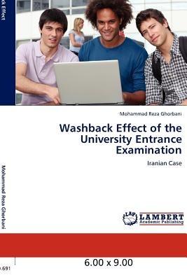 washback effect of the university entrance exam envío gratis