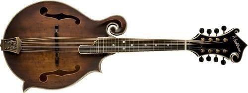 washburn m118swk serie americana mandolina de estilo f