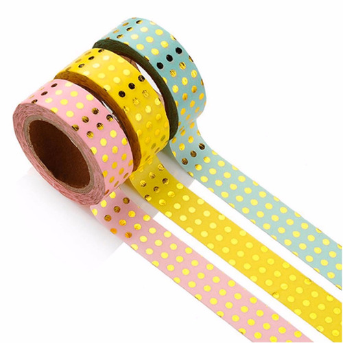 washi tape 3 pack - teipecitos: washi tape