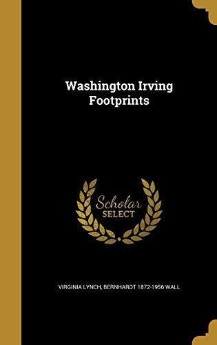 washington irving footprints : virginia lynch