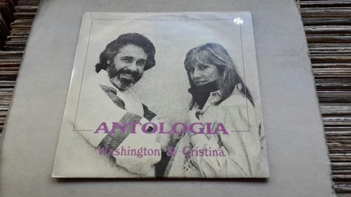 washington y cristina antología