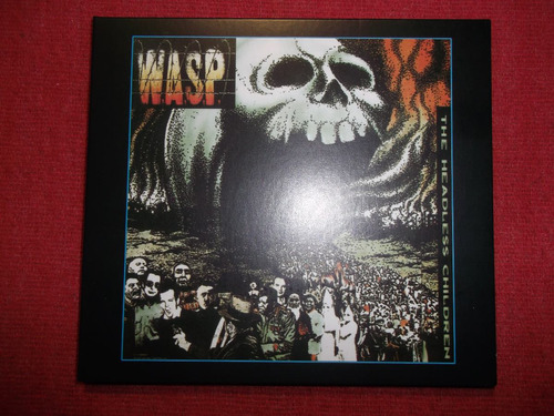 wasp - headless children bonus tracks cd ingles 2003 mdisk