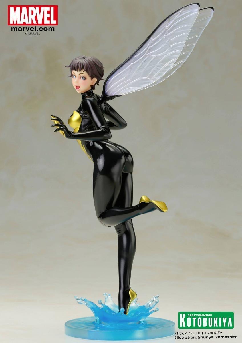 Resultado de imagen para Kotobukiya Bishoujo Marvel - Wasp