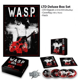 W a s p  - Re-idolized (the Soundtrack To The Crimson Idol)