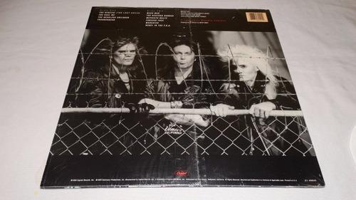 w.a.s.p. - the headless children '89 (vinilo:ex - cover:nm c