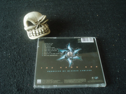 w.a..s.p.  wasp  the neon god : part 2  the demise cd
