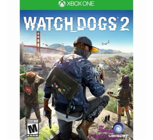 watch dogs 2 español xbox1