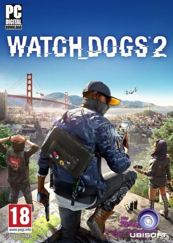 watch dogs 2 pc cod origin