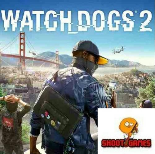 watch dogs 2 ps4 digital cu. secun
