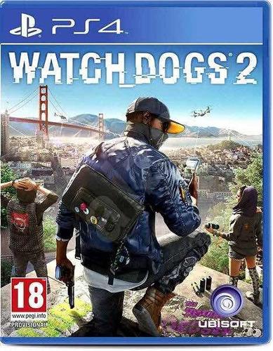 watch dogs 2 ps4 fisico original