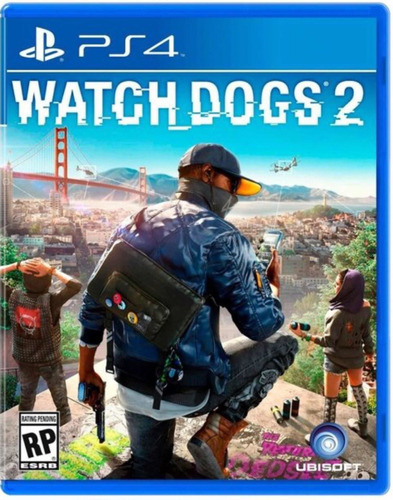 watch dogs 2 ps4 videojuego online