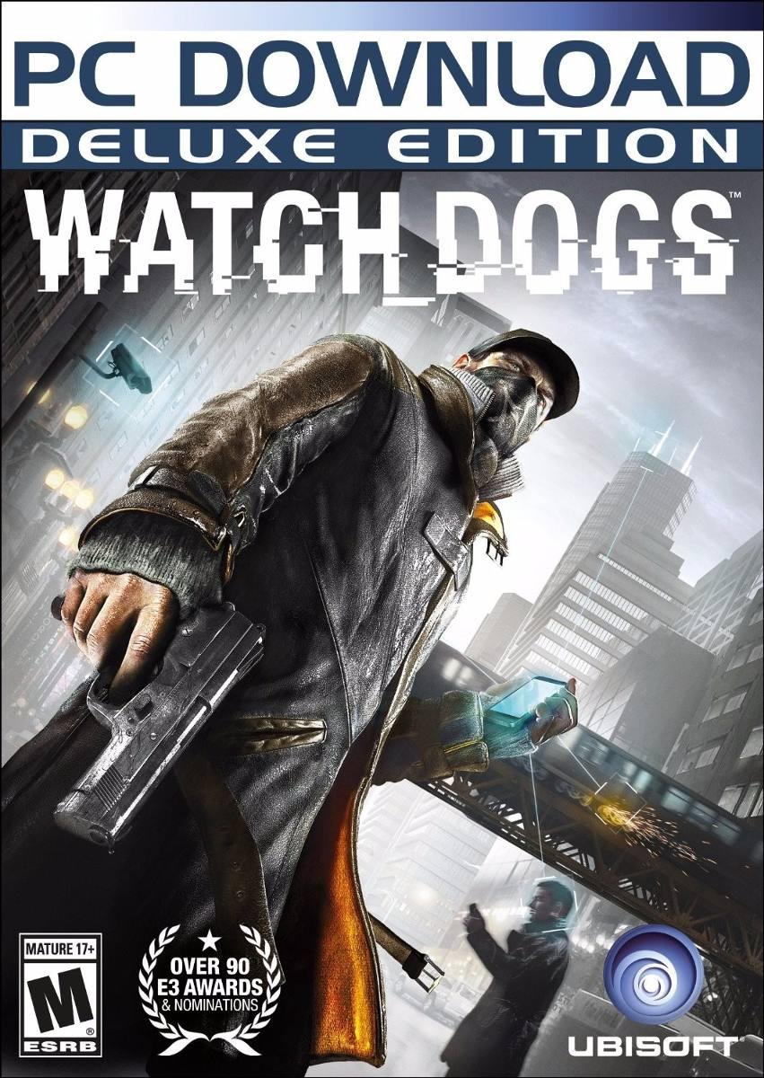 Watch Dogs Deluxe Edition Uplay Gift Card Pc - $ 12.990 en Mercado ...