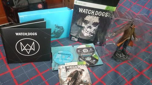 watch dogs edicion de coleccion