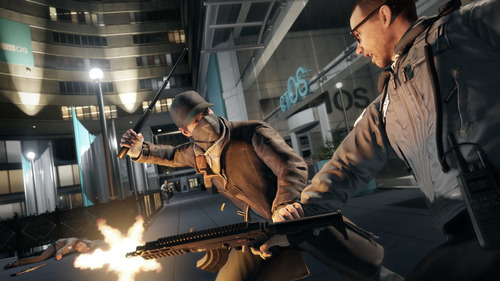 watch dogs one