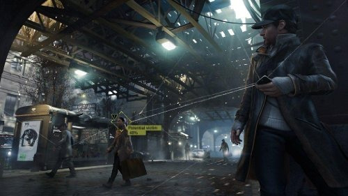 watch dogs - playstation 3