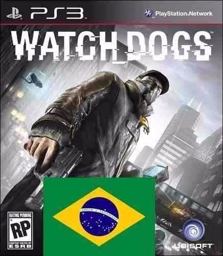 watch dogs portugues ps3 psn - midia digital