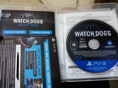 watch dogs ps3