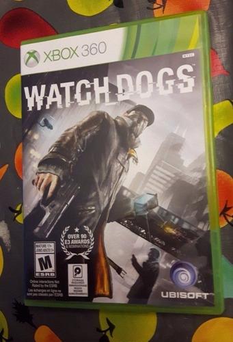watch dogs xbox 360 barato