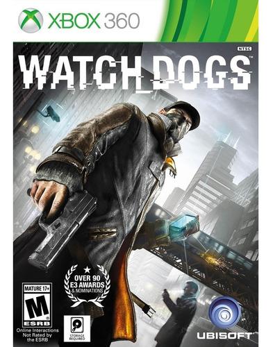 watch dogs xbox 360 nuevo