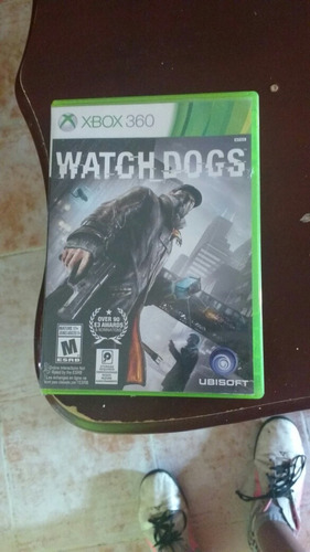 watch dogs xbox 360 sellado