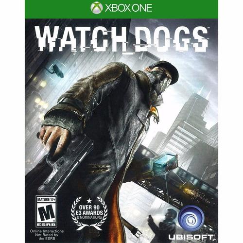 watch dogs xbox one nuevo