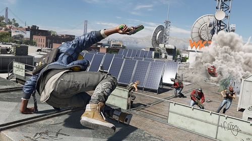 watchdogs 2  xbox one nuevo