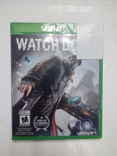 watchdogs.-one