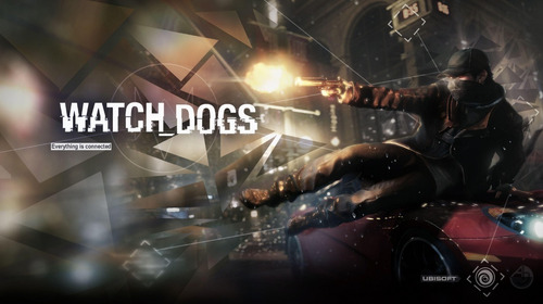 watchdogs     pc uplay