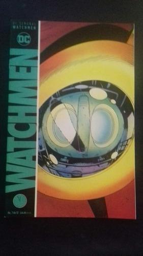 watchmen serie semanal televisa lote