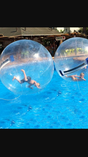 water ball, burbujas de agua, chocadoras y muchos mas.