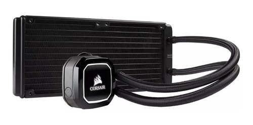 water cooler corsair h100x radiador 240mm cw-9060040-ww