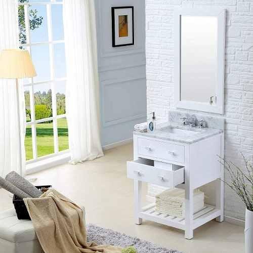 24w Single Sink Bathroom Vanity