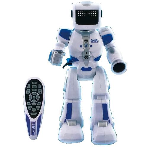 water power robot inteligente r/control ditoys (1547)