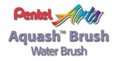 waterbrush pincel de agua pentel large japon. barrio norte..