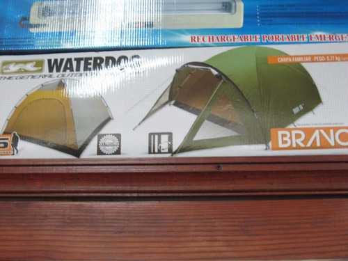 waterdog personas carpa