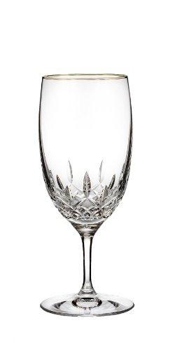 waterford lismore essence gold stemware vaso de bebida helad