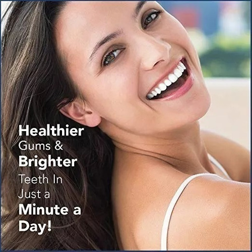 waterpik irrigador bucal dental + 2 niveles de presión + 3 puntas