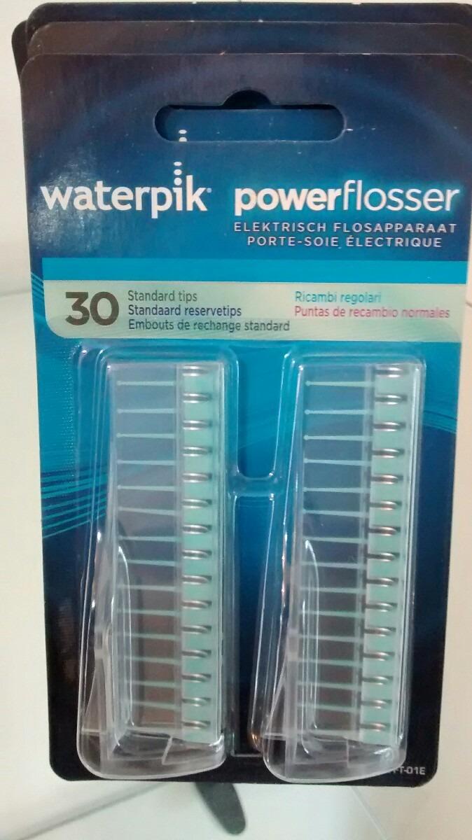 508317f8b waterpik refil fio dental flosser 30 pontas ft-01e. Carregando zoom.