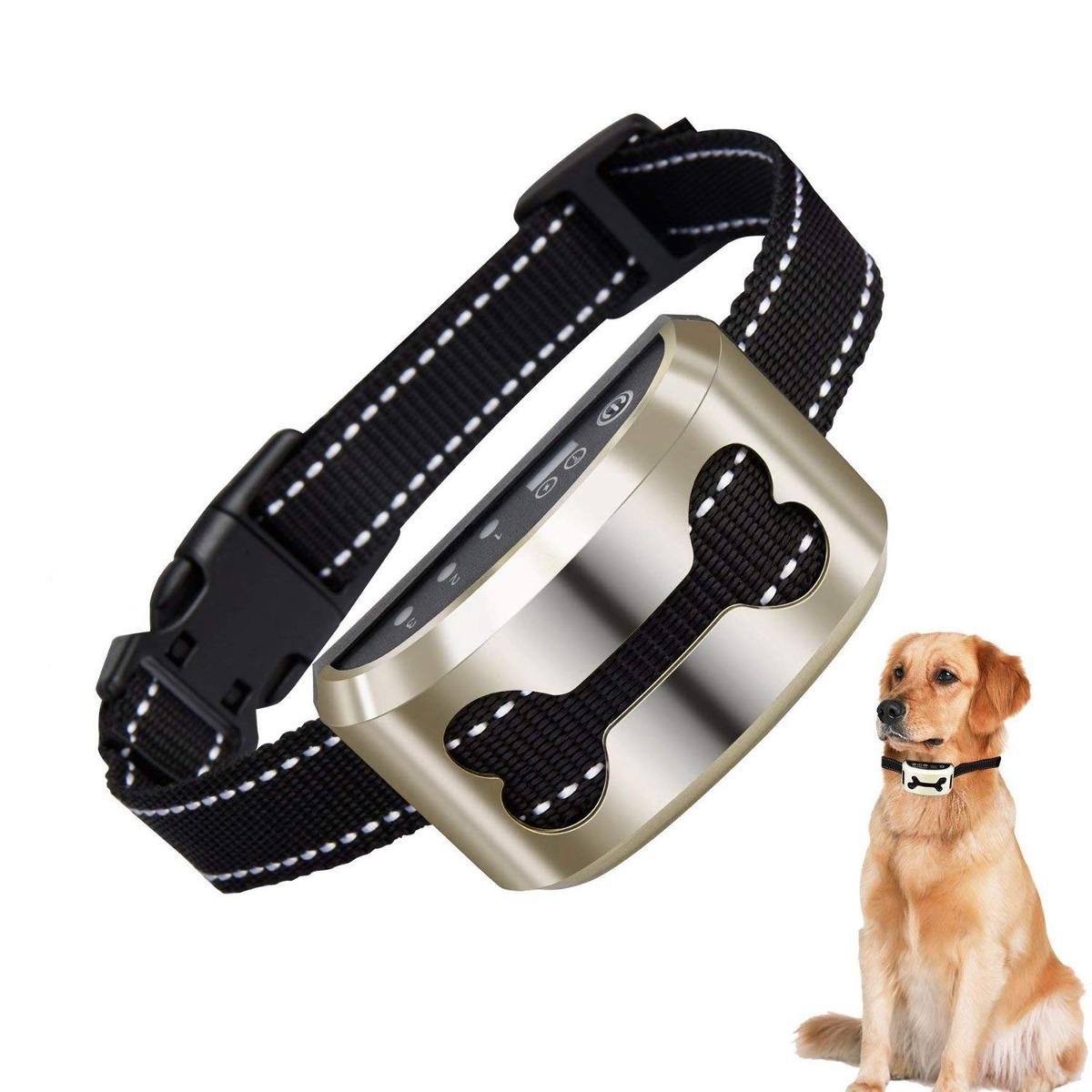 dog collar beep