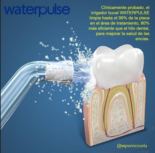 waterpulse irrigador modelo v300 - aproveche, el mejor....