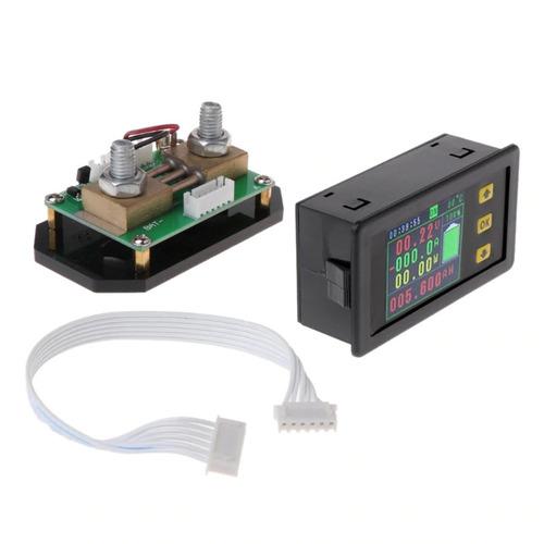 wattimetro voltimetro amperimetro dc 120v 200a
