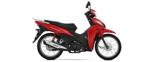 wave 110s honda 0 km blanca roja 2018 negra moto sur