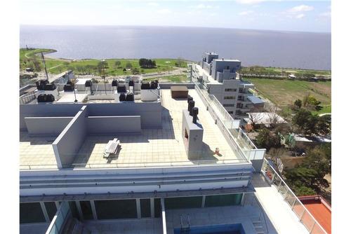wave libertador. penthouse con gran terraza propia