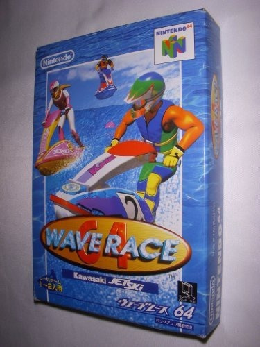 wave race 64 (japón)