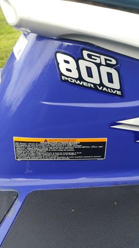 wave runner gp800x impecable servicio recien hecho con trail