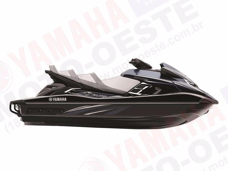 waverunner ( jet ski ) yamaha fx cruiser ho 2016