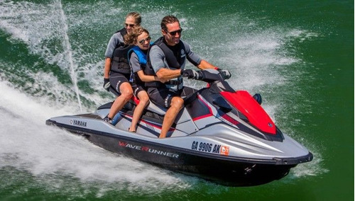 waverunner yamaha ex deluxe 2017 moto de agua palermo bikes